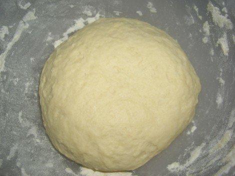 Тесто для галушек