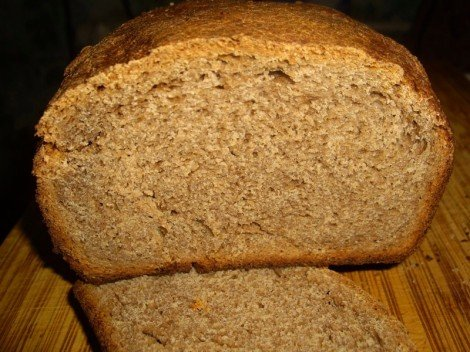 Бородинский хлеб
