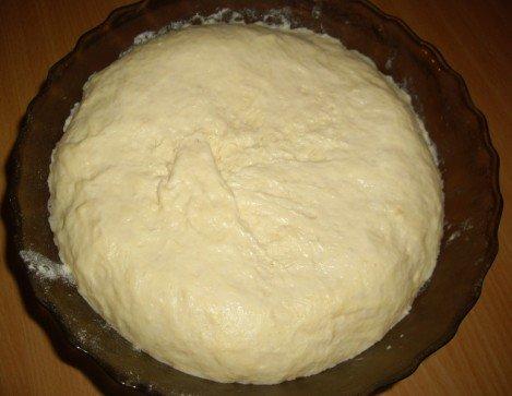 Тесто для фугасса
