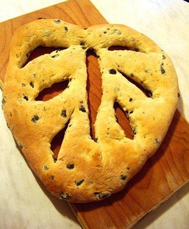 Хлеб фугасс