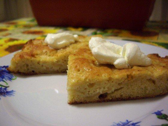 Фото к рецепту яблочного пирога
